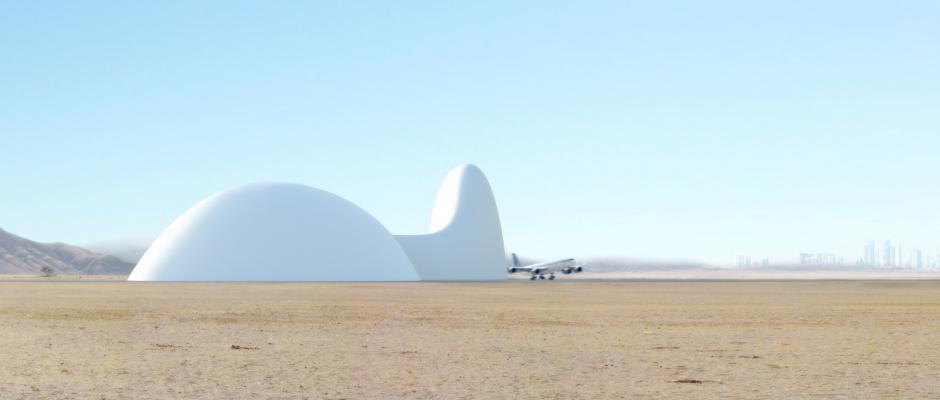 BB-Con Terminal Hangar
