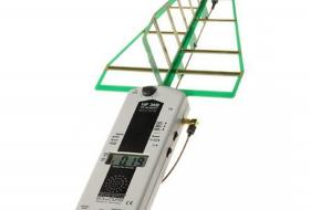 Hoogfrequente stralingsmeter